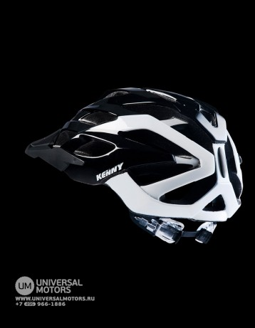 Шлем Kenny HELMET ARROW BLACK (14429991225517)