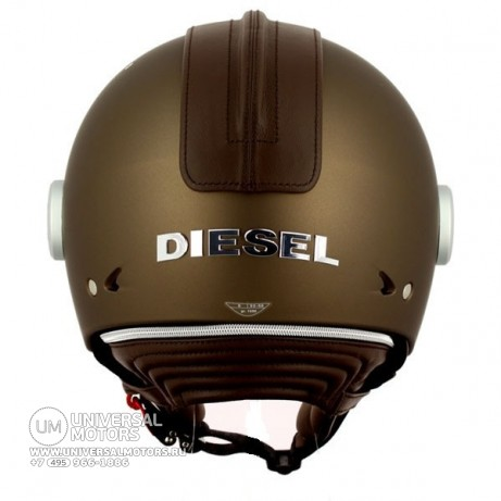 Шлем Diesel DJ Movie BROWN (14442161040371)