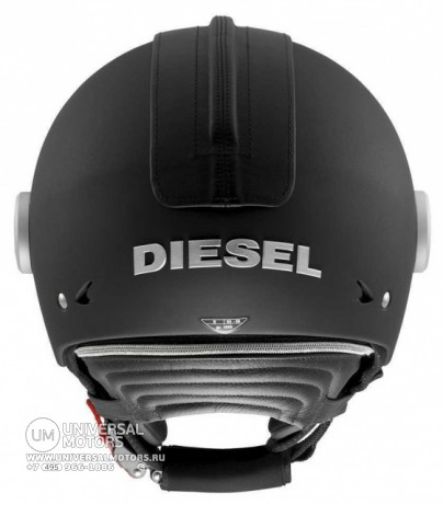 Шлем Diesel DJ Movie BLACK (14442162419023)