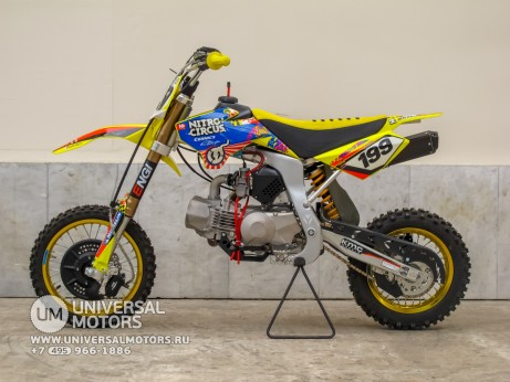 Питбайк YCF FACTORY SPIII 14/12 ,190cc PASTRANA Limited Edition 2015г. (1459439617994)