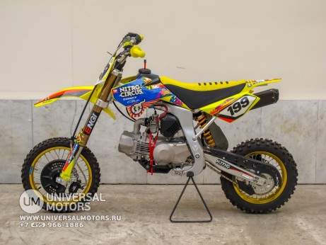 Питбайк YCF FACTORY SPIII 14/12 ,190cc PASTRANA Limited Edition 2015г. (14594396186516)