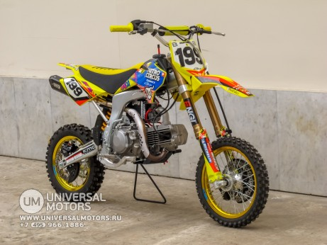 Питбайк YCF FACTORY SPIII 14/12 ,190cc PASTRANA Limited Edition 2015г. (14594396274787)