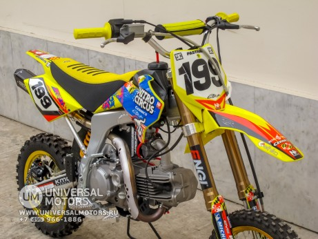 Питбайк YCF FACTORY SPIII 14/12 ,190cc PASTRANA Limited Edition 2015г. (14594396281754)
