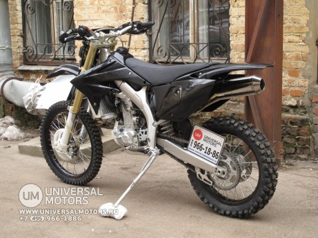Мотоцикл Honda CRF 450 X Replica (1455988962659)