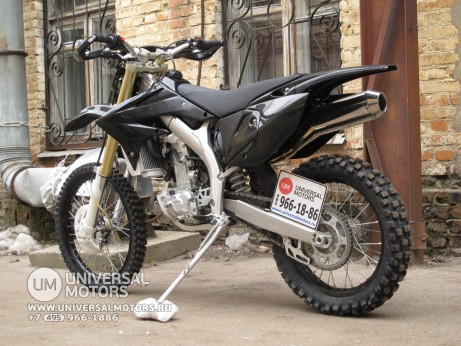 Мотоцикл Honda CRF 450 X Replica (14559889638822)