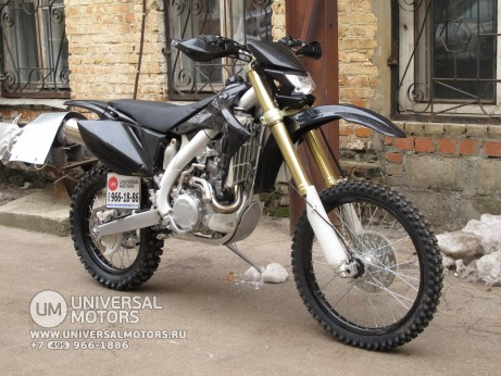Мотоцикл Honda CRF 450 X Replica (14559889649785)