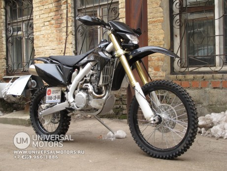 Мотоцикл Honda CRF 450 X Replica (14559889655362)