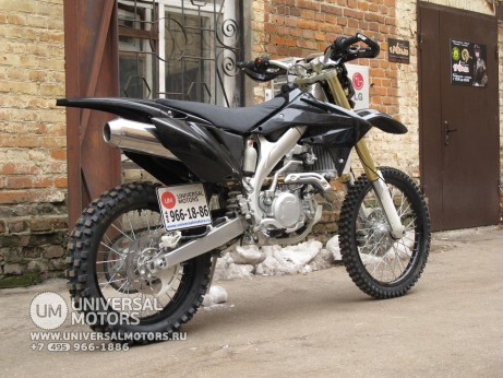 Мотоцикл Honda CRF 450 X Replica (14559889673855)