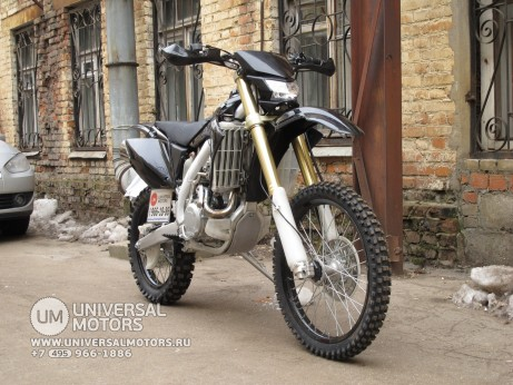 Мотоцикл Honda CRF 450 X Replica (14559889680711)