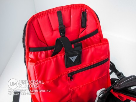 Рюкзак DAINESE D-MACH BACKPACK STEALTH-BLACK (14643406496281)