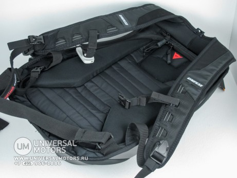 Рюкзак DAINESE D-MACH BACKPACK STEALTH-BLACK (14643406533149)