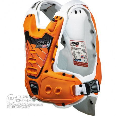 Защита тела RXR PROTECT inflatable chest protector STRONGFLEX LIMITED JUNIOR Orange (14660945669505)