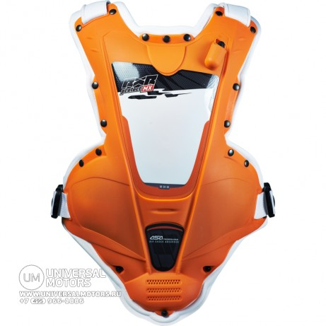 Защита тела RXR PROTECT inflatable chest protector STRONGFLEX LIMITED JUNIOR Orange (1466094567244)