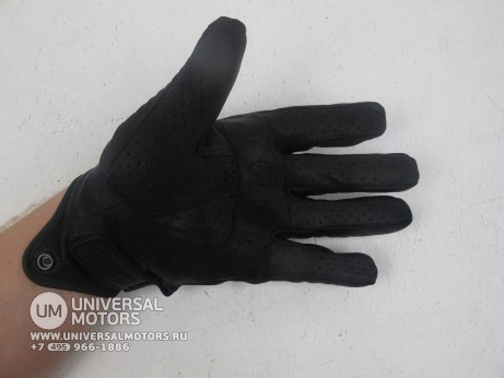 Перчатки ICON PURSUIT GLOVE BLACK MENS rp2 (14716768525003)