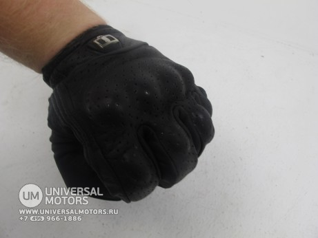 Перчатки ICON PURSUIT GLOVE BLACK MENS rp2 (14716768536942)