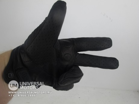 Перчатки ICON PURSUIT GLOVE BLACK MENS rp2 (14716768542446)