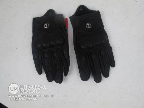 Перчатки ICON PURSUIT GLOVE BLACK MENS rp2 (14716768548242)