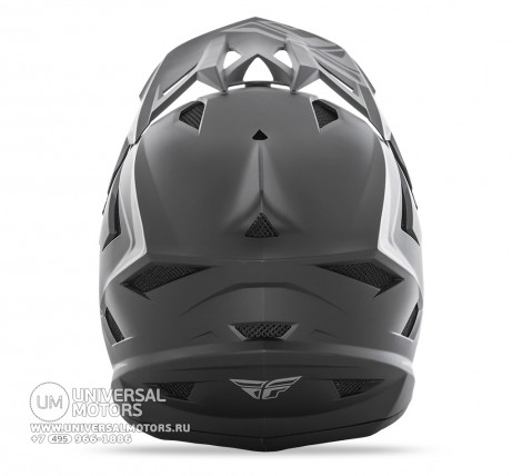 Шлем Fly Racing DEFAULT Matte Black  (14724619058743)
