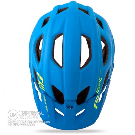 Шлем Fly Racing FREESTONE MTB Blue/Hi-Vis (14724631897524)