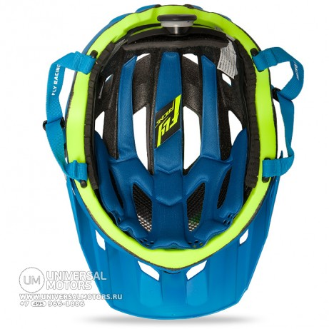 Шлем Fly Racing FREESTONE MTB Blue/Hi-Vis (1472463193062)
