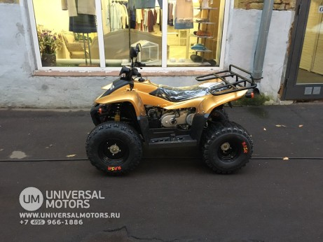 Stels ATV 100 RS Gold Edition (1476777684779)