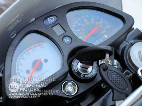 Мотоцикл RACER PANTHER RC200GY-C2 (14110396060126)