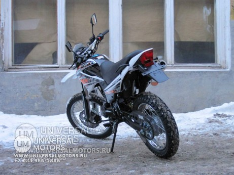 Мотоцикл RACER PANTHER RC200GY-C2 (14110396080891)