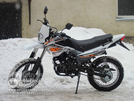 Мотоцикл RACER PANTHER RC200GY-C2 (14110396085501)