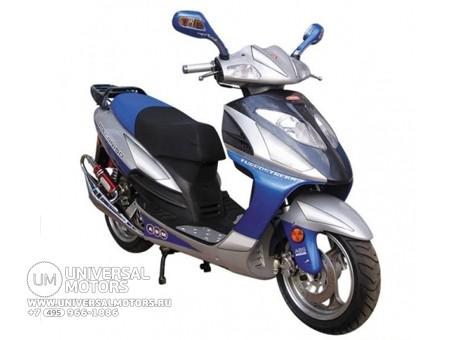 Скутер ABM Volcan 150cc, - подробное описание!