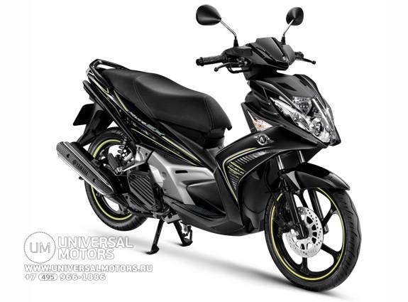 Скутер Yamaha Nouvo125i, - подробное описание!