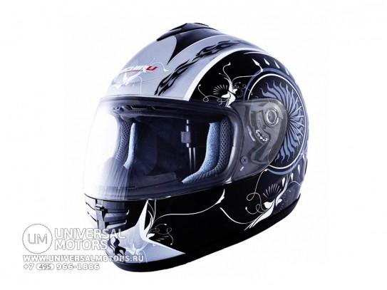 Мото шлем (интеграл) MI 130 Voyage MICHIRU новые купить в Москве, цены, продажа, интернет-магазин