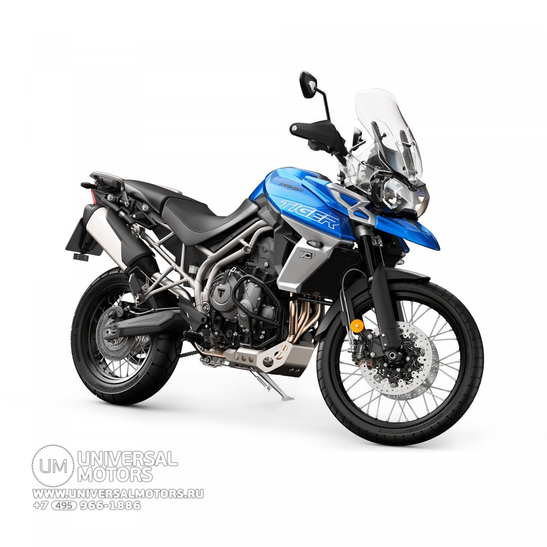 мотоцикл Triumph Tiger 800 Xcx купить в москве цены продажа