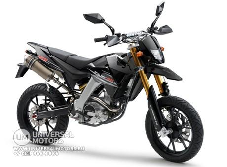 Мотоцикл STELS Trigger 125 SM EFI, - подробное описание!