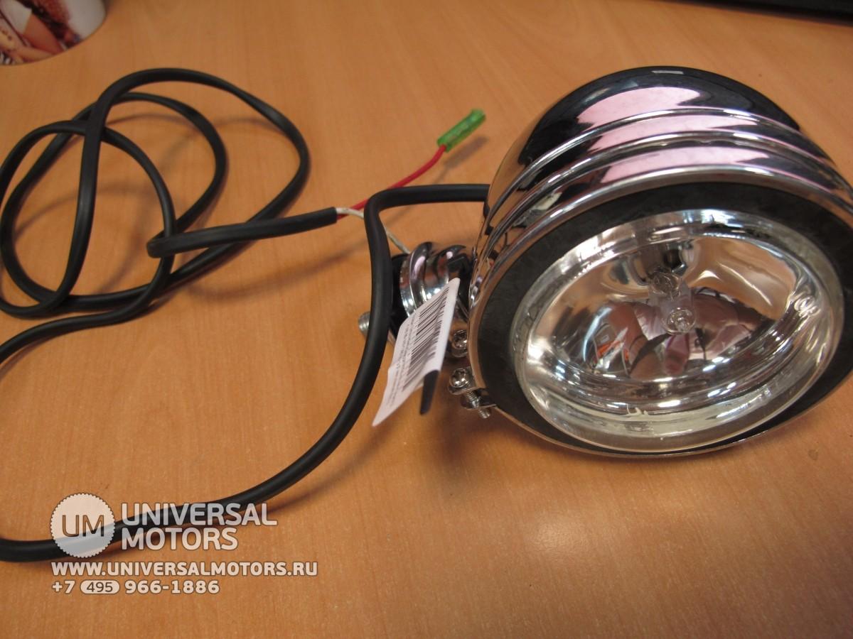 Замена штатного света на скутере DRIVE 2 89