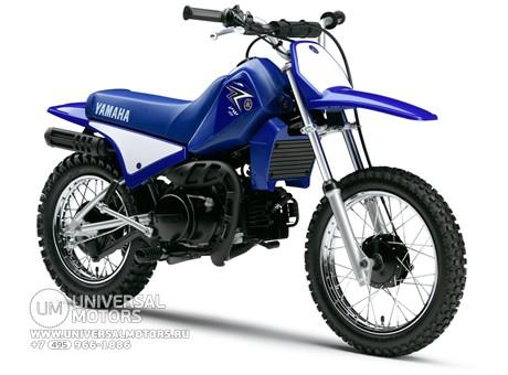Мотоцикл yamaha pw80