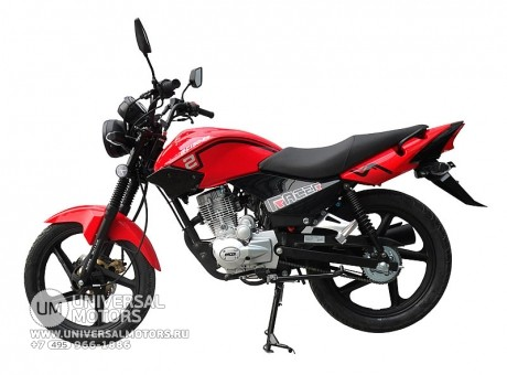 Мотоцикл racer tiger rc150 23